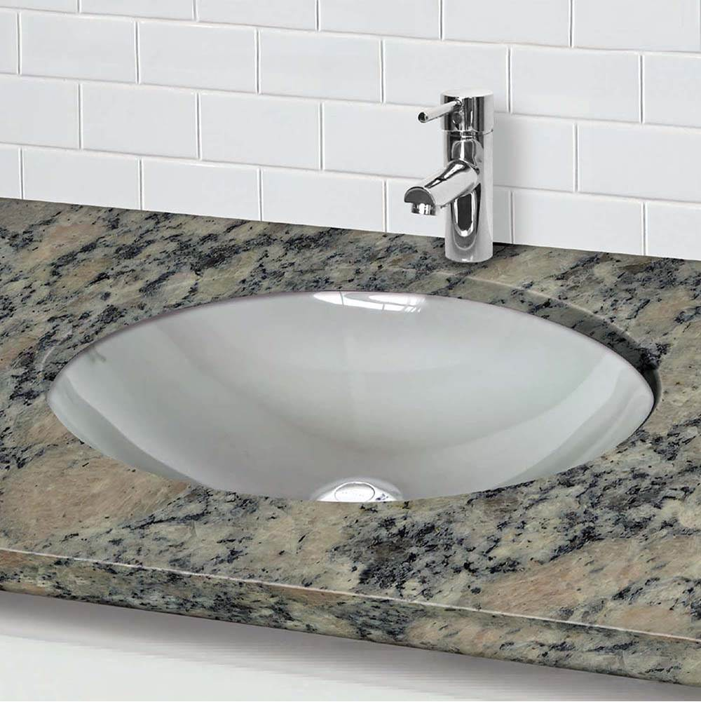 Decolav - 1129U-FCR - Undermount Bathroom Sink & Decolav 1129U-FCR at Aspire Design Showroom Gallery Kitchen and Bath ...