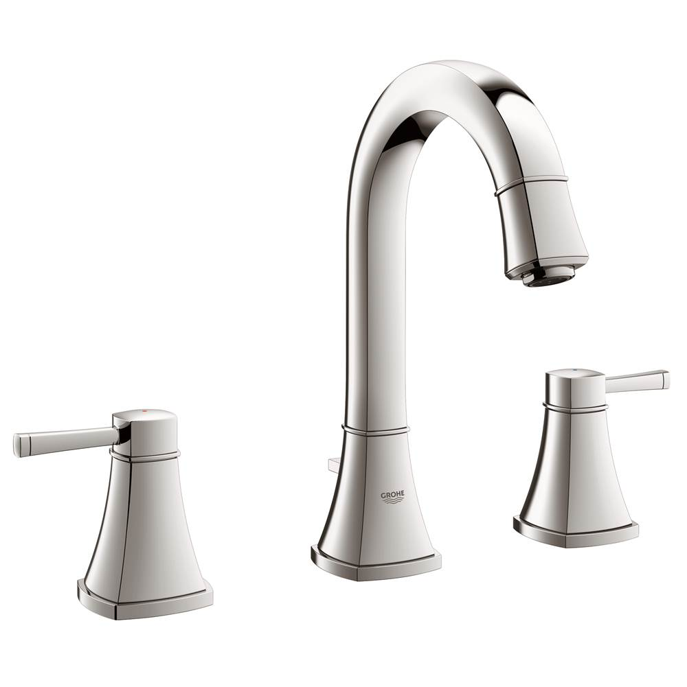 Grohe Bathroom Faucets Bathroom Sink Faucets Widespread | Aspire ...