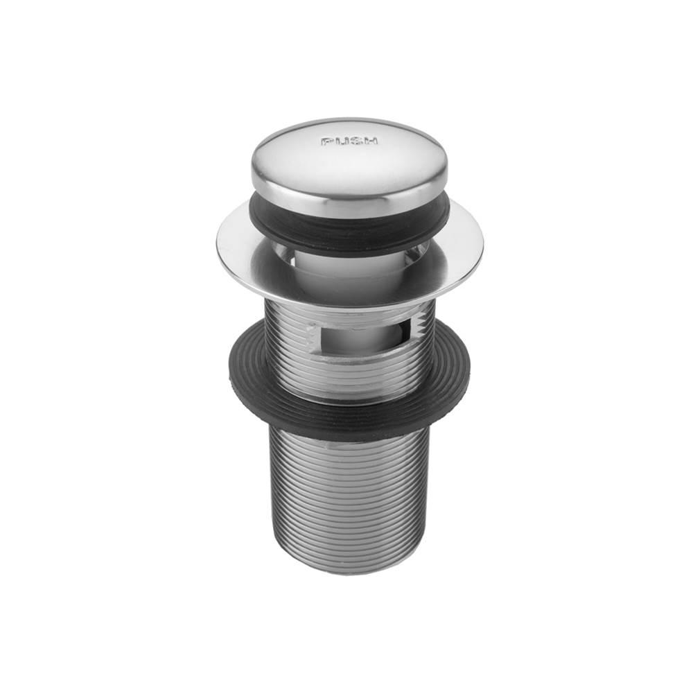 Jaclo 365-PN Fully POLISH Toe Control Tub Waste Polished Nickel Polished Nickel