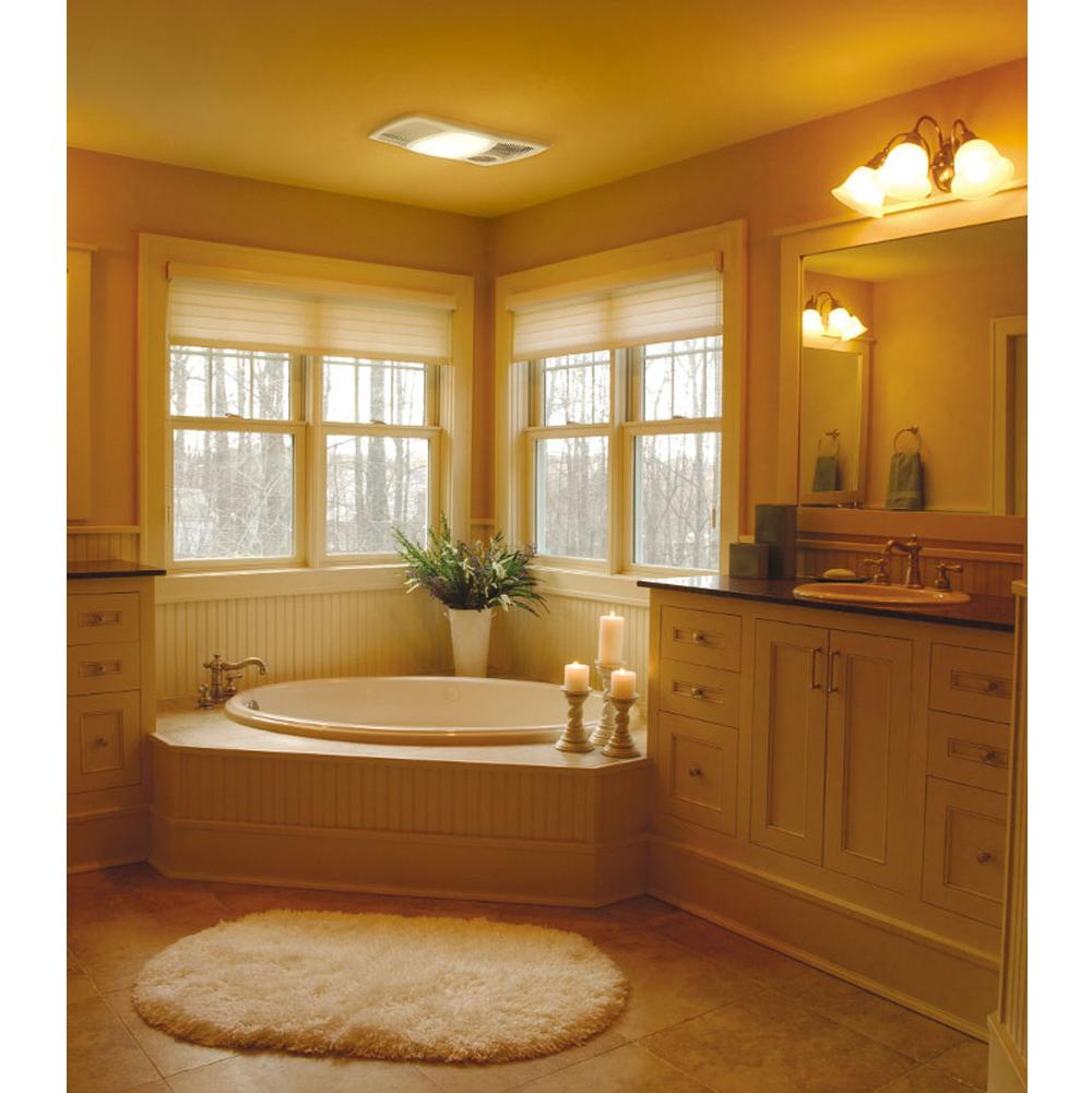 Broan Nutone 765hfl At Aspire Design Showroom Gallery Kitchen And To Get Your Bath Fan Light Further Bathroom Exhaust Fans Wiring Features 27w Fluorescent Lighting Bulb Included